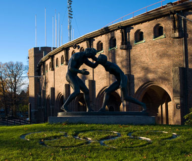 Coolest Olympic Stadiums: Stockholm
