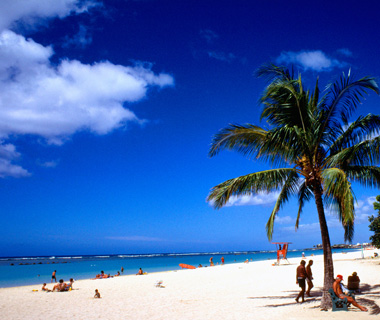 America's Most Crowded Beaches: Ala Moana