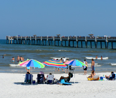 America's Most Crowded Beaches: Jacksonville