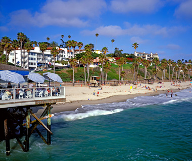 America's Most Crowded Beaches: San Clemente, CA