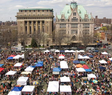 World's Coolest Bazaars: Brooklyn Flea