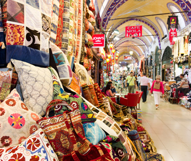 World's Coolest Bazaars: Grand Bazaar
