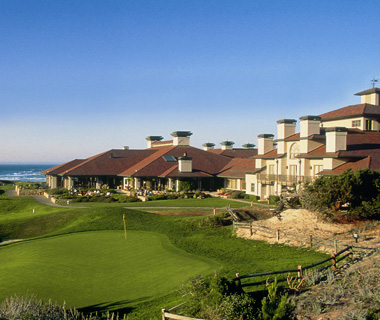 Best Hotels in California: Inn at Spanish Bay