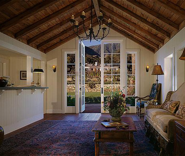 Best Hotels in California: San Ysidro Ranch