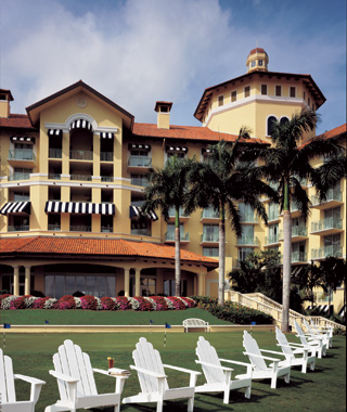 Best Hotels in Florida: Ritz-Carlton Golf Resort, Naples