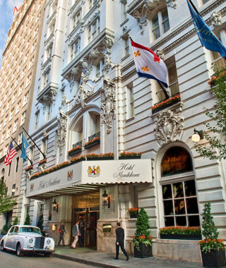 Best Hotels in New Orleans: Hotel Monteleone