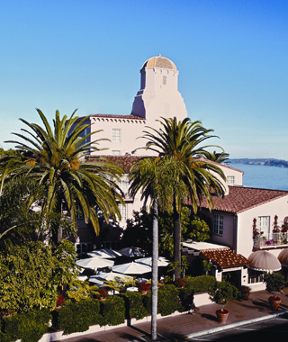Best Hotels in San Diego: La Valencia