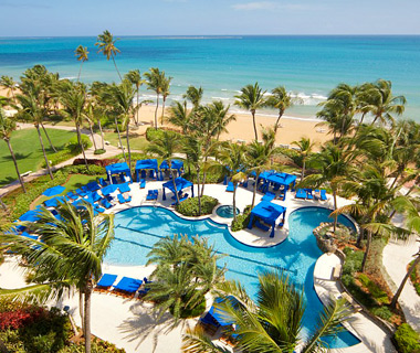 Best Hotels in Puerto Rico: Rio Mar Beach Resort & Spa — A Wyndham Grand Resort