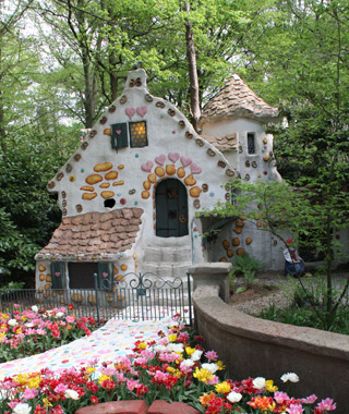 World's Most-Visited Theme Parks: De Efteling