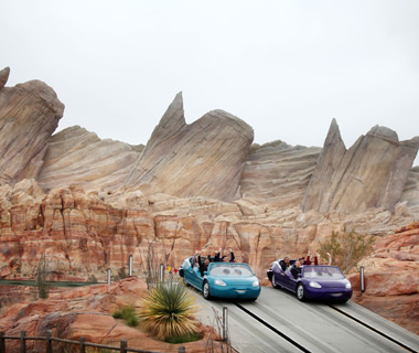 World's Most-Visited Theme Parks: Disney's California Adventure