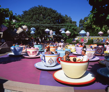 World's Most-Visited Theme Parks: Disneyland Park, Anaheim, CA