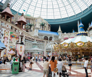 World's Most-Visited Theme Parks: Lotteworld