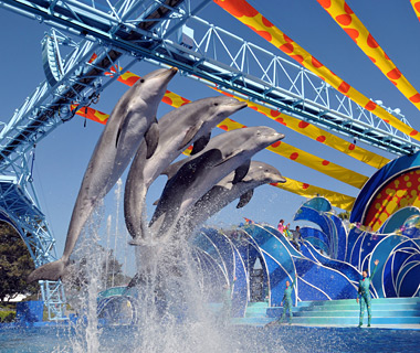 World's Most-Visited Theme Parks: SeaWorld California