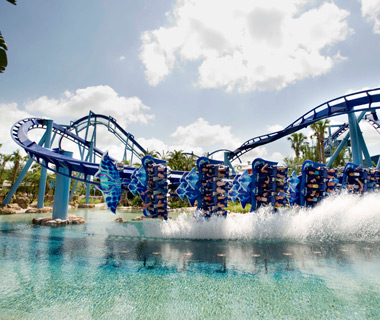 World's Most-Visited Theme Parks: SeaWorld Florida