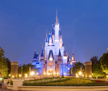 World's Most-Visited Theme Parks: Tokyo Disneyland