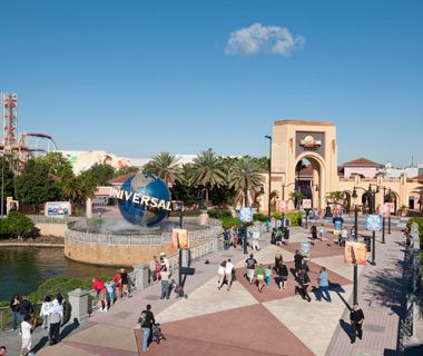World's Most-Visited Theme Parks: Universal Studios Florida