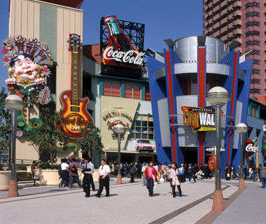 World's Most-Visited Theme Parks: Universal Studios Japan