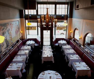 Best Italian Restaurants in the U.S.: Assaggio