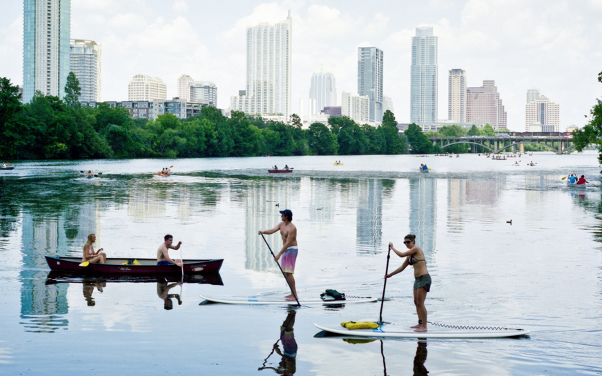America's Best Lake Vacations: Lady Bird Lake