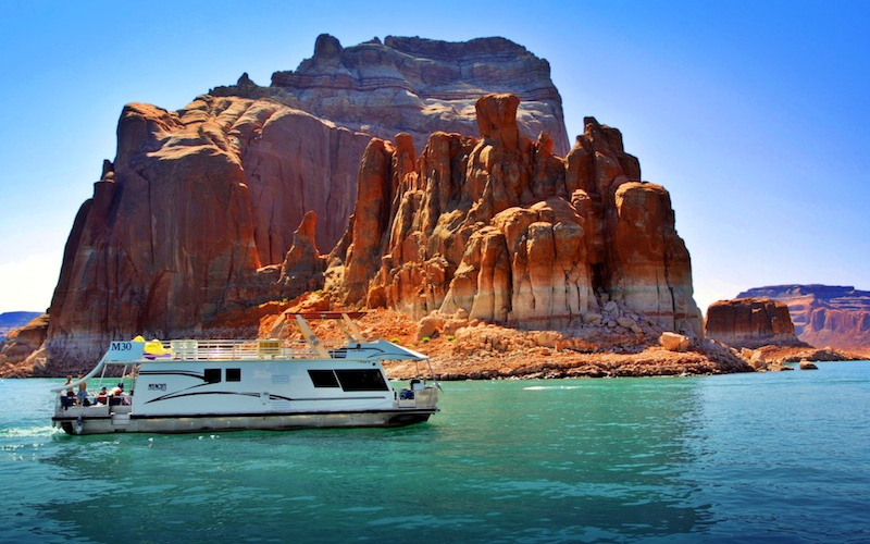 America's Best Lake Vacations: Lake Powell