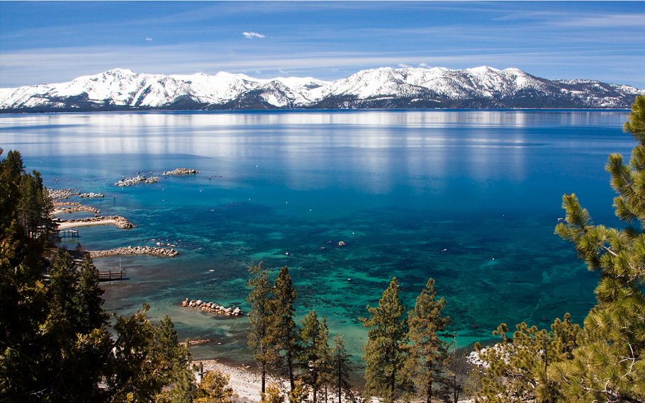 America's Best Lake Vacations: Lake Tahoe