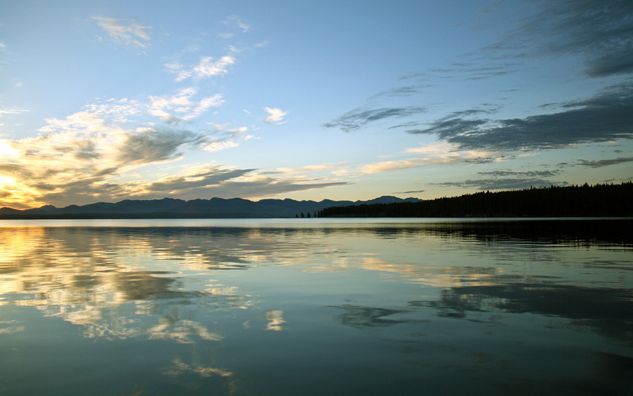 America's Best Lake Vacations: Yellowstone Lake
