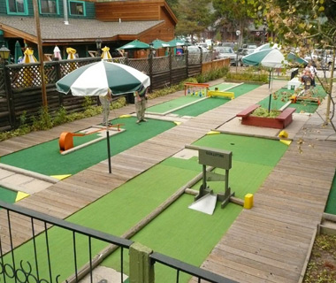 Wackiest Mini-Golf Courses: Lilliput Mini Golf