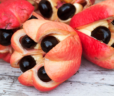World's Weirdest Exotic Fruits: ackee