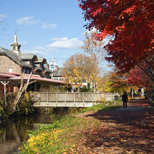 Lambertville: Romantic New Jersey