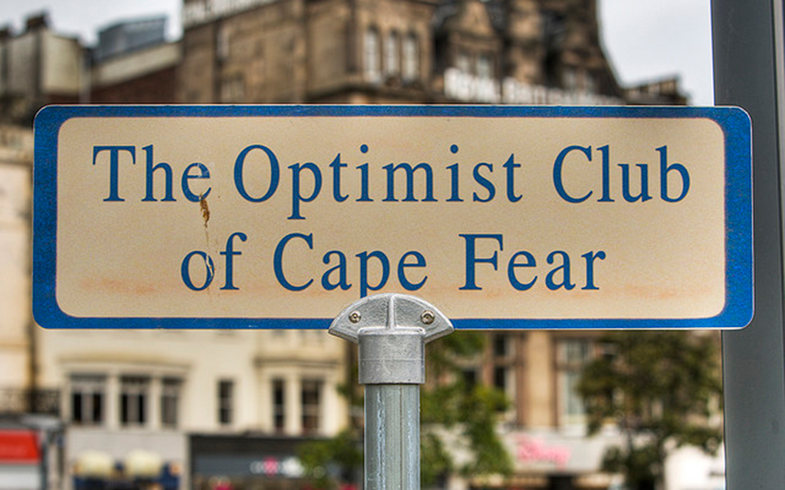 Funny Signs from Around the World: Cape Fear