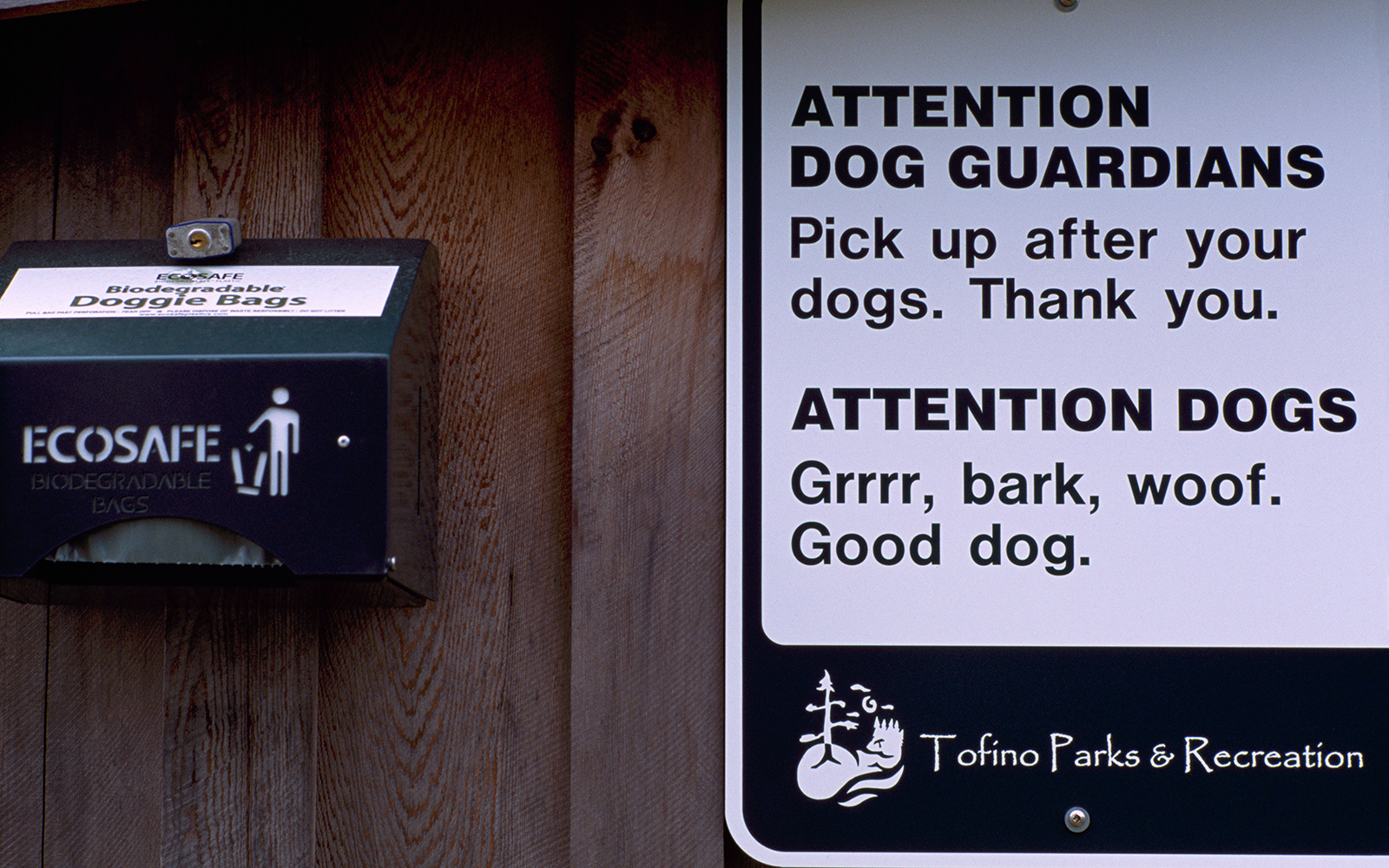 Funny Signs from Around the World: dogs
