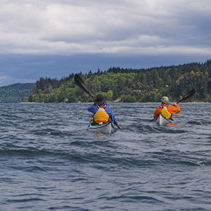 Gig Harbor Kayaking
