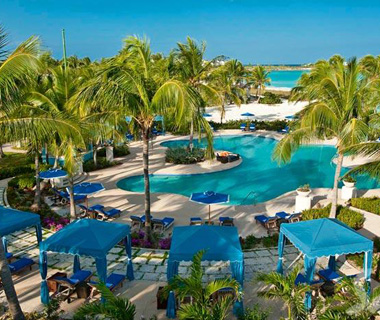 best hotels in the Bahamas: Sandals Emerald Bay