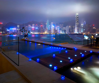 Best Hotels in China: InterContinental Hong Kong