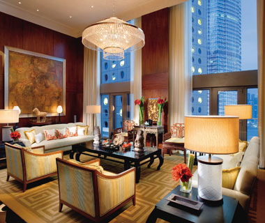Best Hotels in China: Mandarin Oriental, Hong Kong