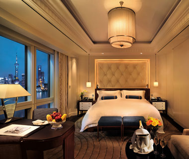 Best Hotels in China: The Peninsula, Shanghai