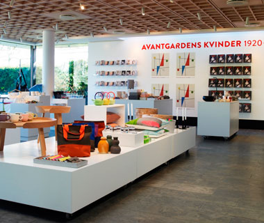 World's Coolest Museum Gift Shops: Louisiana Museum of Modern Art, Copenhagen