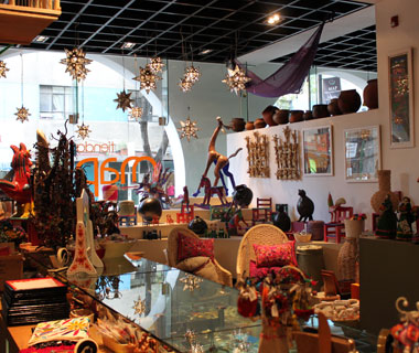 World's Coolest Museum Gift Shops: Museo de Arte Popular (MAP), Mexico City