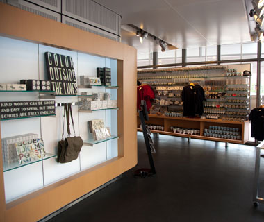 World's Coolest Museum Gift Shops: Newseum