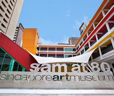 World's Coolest Museum Gift Shops: Singapore Art Museum (SAM)