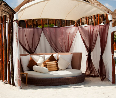 Most Overhyped Hotel Trends: Cabanas