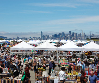 America's Best Flea Markets: Alameda Point Antiques Faire