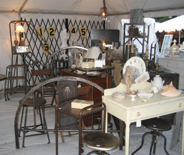 America's Best Flea Markets: Brimfield Antique Shows