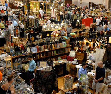 America's Best Flea Markets: Chicago Antique Market