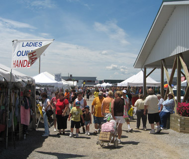 Shipshewana Auction and Flea Market, IN