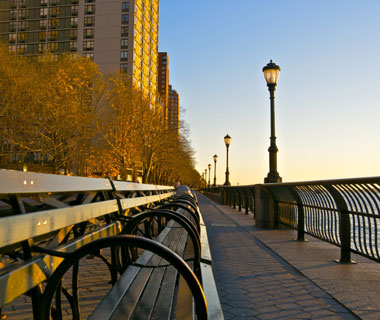 America's Most Popular City Parks: Battery Park