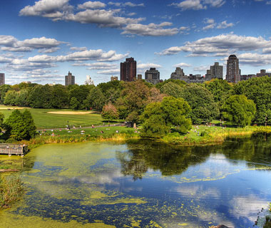 No. 1 Central Park, New York City
