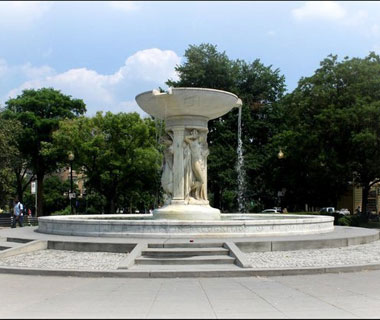 America's Most Popular City Parks: Dupont Circle