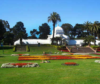 America's Most Popular City Parks: Golden Gate Park