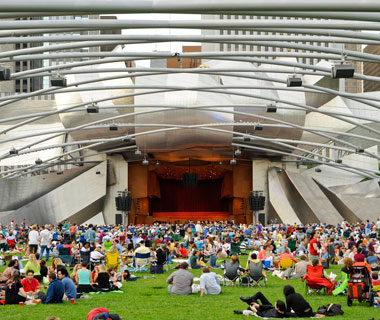 America's Most Popular City Parks: Millennium Park